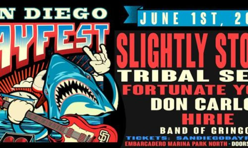 San Diego Bayfest to bring reggae to Waterfront Park