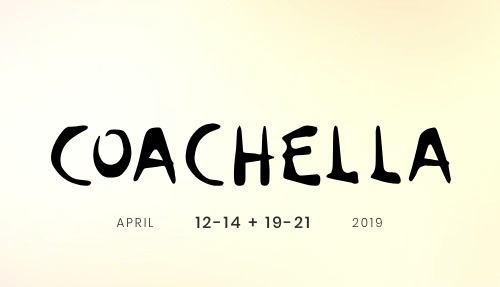 Unbelievable Coachella 2019 lineup unveiled