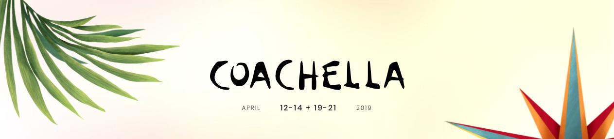 Unbelievable Coachella 2019 lineup unveiled | Top Shelf Music