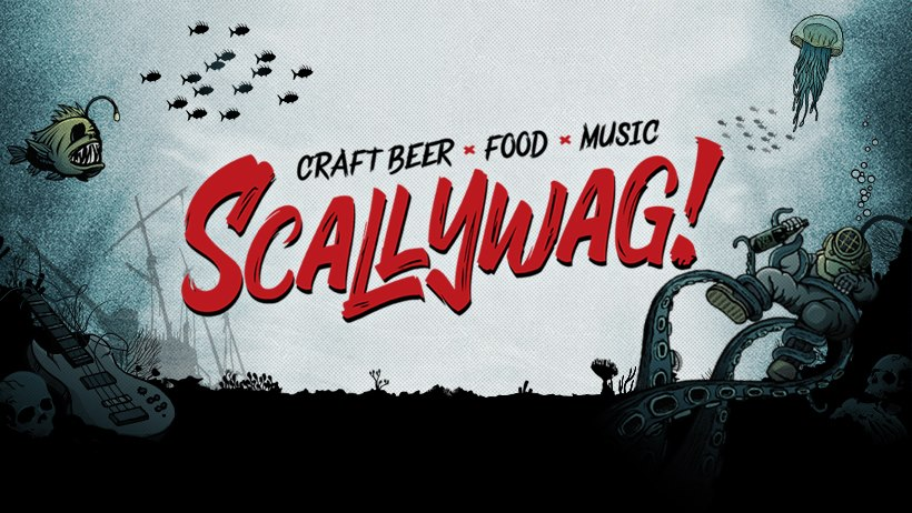 Scallywag Festival 2020.91x Presents Scallywag San Diego Top Shelf Music