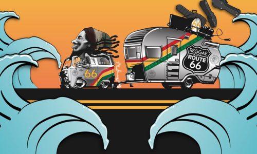 Rig up for Reggae on Route 66 Fest