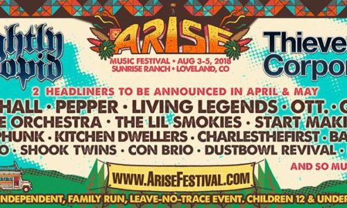 The 6th Annual ARISE experience