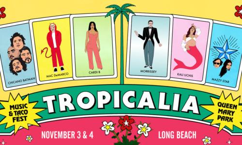 Goldenvoice presents new Tropicalia Music & Taco Fest
