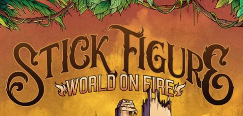 "Stick Figure releases ""World On Fire"" feat. Slightly Stoopid"