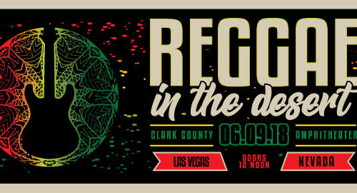 Reggae in the Desert to hit Vegas
