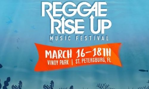 Experiencing Reggae Rise Up Florida 2018