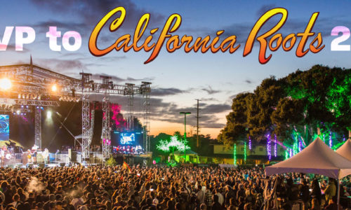 3rd Cali Roots 2018 lineup announced