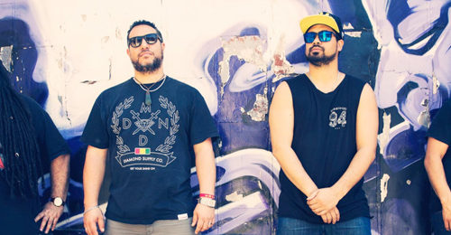 "A chat with Katchafire about their new single ""Addicted"""