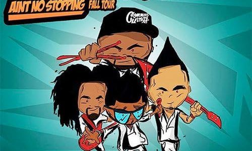 """Common Kings """"Ain't No Stopping"""" new single"""