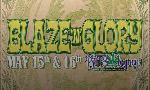 Blaze 'N' Glory Festival 2015