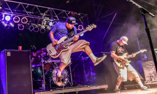 Slightly Stoopid: then & now
