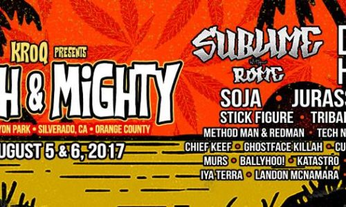 The 1st Annual High & Mighty Fest