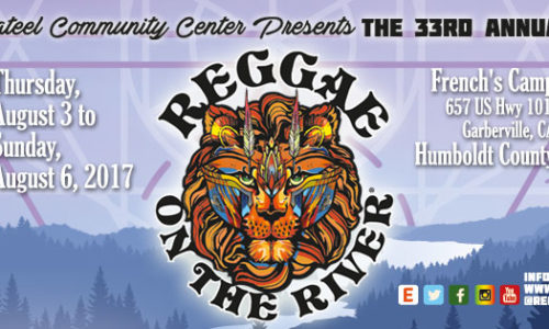 33rd Annual Reggae on the River takes shape