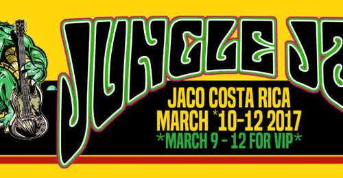 Jungle Jam 2017 lineup revealed