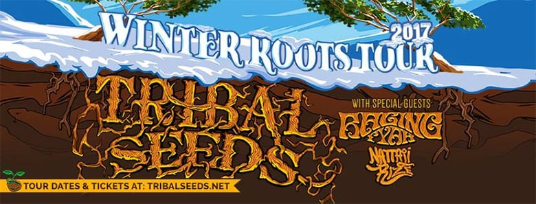 Tribal Seeds Announce Their 2017 Winter Roots Tour Top