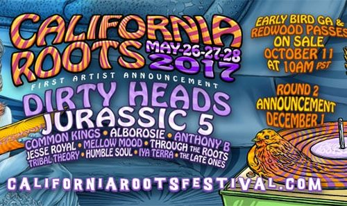 Cali Roots 2017 first artist announcement