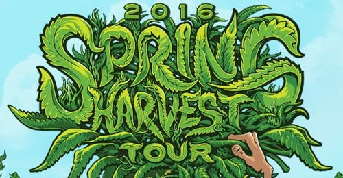 Tribal Seeds announces 2016 Spring Harvest Tour