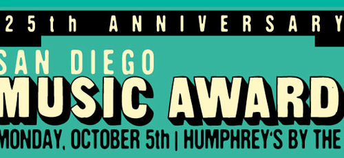 The 25th Annual San Diego Music Awards