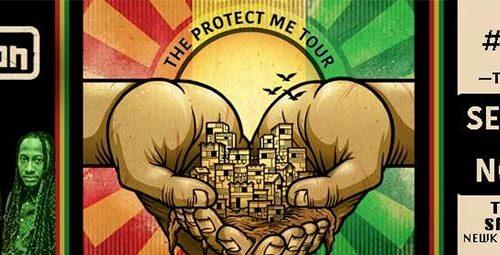 "New Kingston announces ""The Protect Me Tour"""