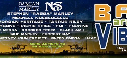 Bay Area Vibez Festival 2015