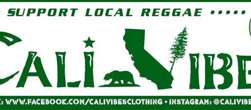 """Cali Vibes Clothing """"Support Local Reggae"""""""