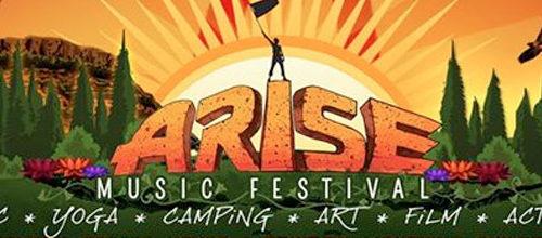 2015 ARISE Music Festival
