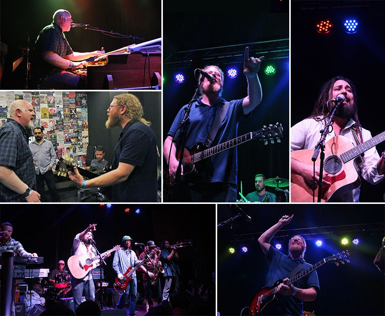 The Simpkin Project and Stranger Band