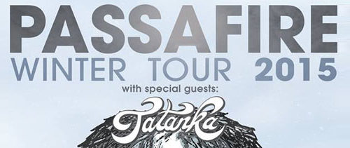 Passafire winter tour 2015