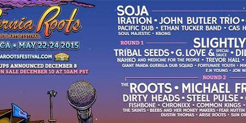Cali Roots announces final 2015 line-up