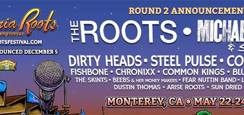 California Roots 2015: Round 2 artist announcement