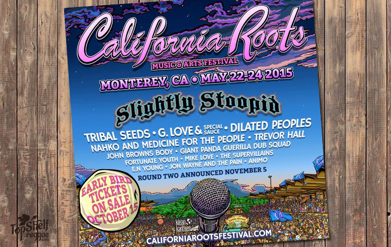 California Roots 2015