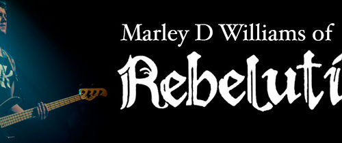 Interview with Marley D Williams of Rebelution