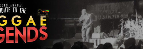 The 33rd Annual Tribute To The Reggae Legends Festival