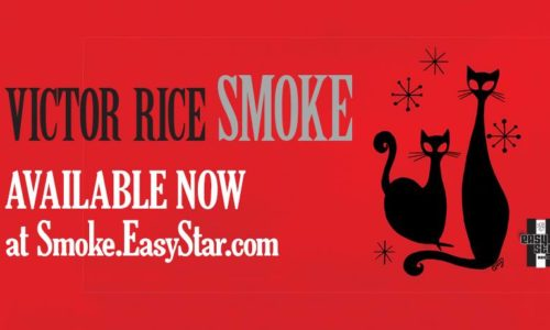 "Victor Rice ""Smoke"" album review"
