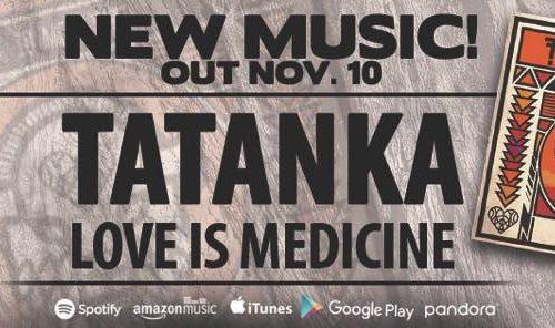 "Tatanka drops ""Love Is Medicine"" single"