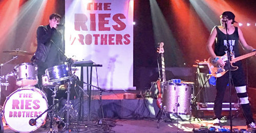 The Ries Brothers 'The View From Outside' album review