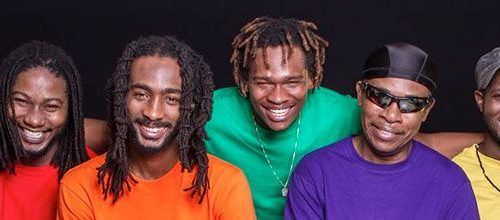 'Everlasting' music with Raging Fyah