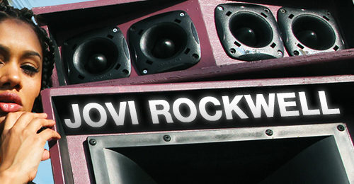 """Jovi Rockwell releases new single """"Mash Me Up"""""""