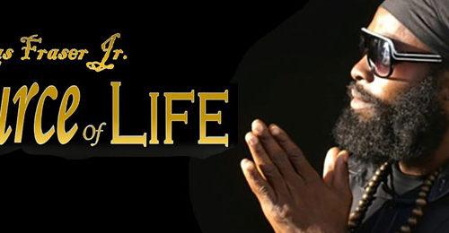 "Ras Fraser Jr. releases ""Source of Life"" single"