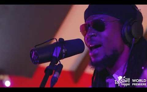 "VIDEO PREMIERE: Omari Banks ""Oh Africa"", Live at Anguilla Music Academy"