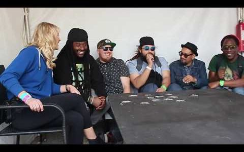 Arise Roots interviews at One Love Cali Reggae Fest 2018