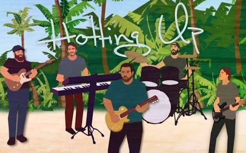 """Iration """"Hotting Up"""" official music video"""