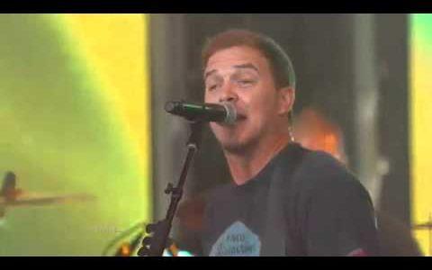 Slightly Stoopid performs on Jimmy Kimmel