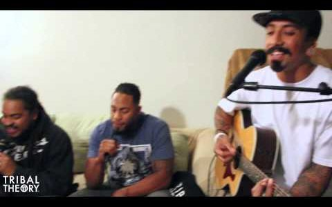 "Tribal Theory ""Pull Up In The Dark"" acoustic"