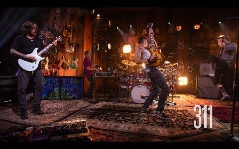 "Guitar Center Session with 311 performing ""Down"""