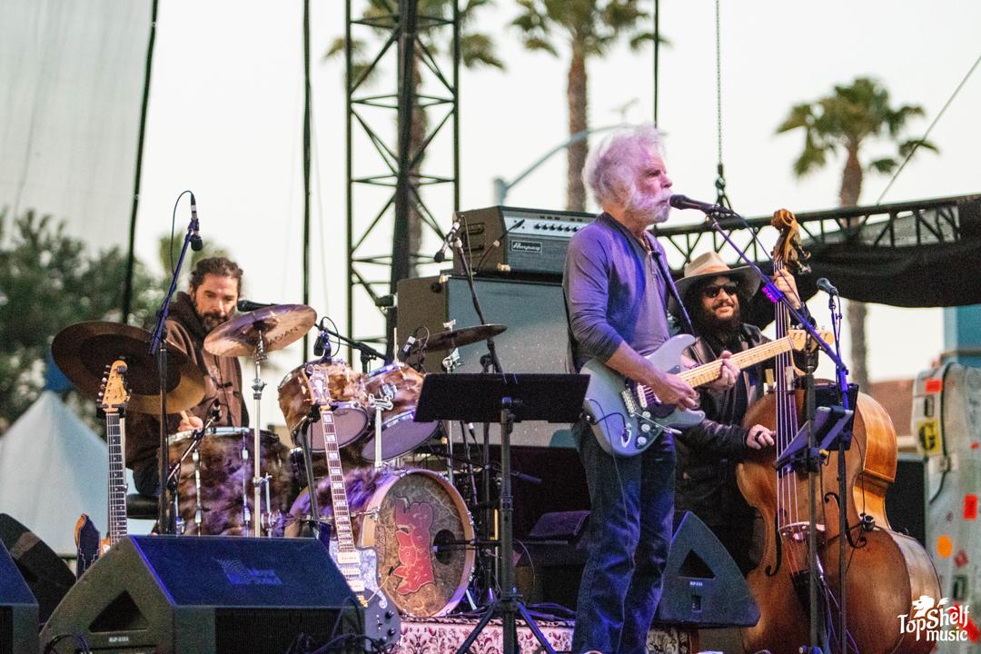 Bob Weir & Wolf Bro's