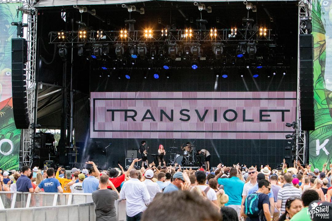 Transviolet