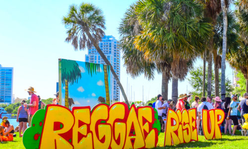 Reggae Rise Up Florida 2019: Day One
