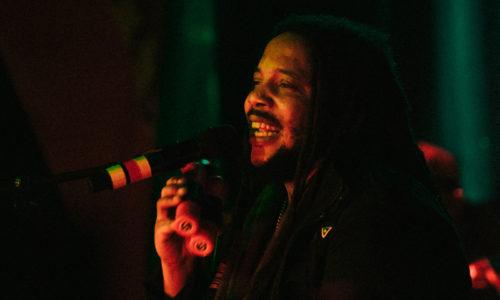 Stephen Marley at LA's The Roxy Theatre