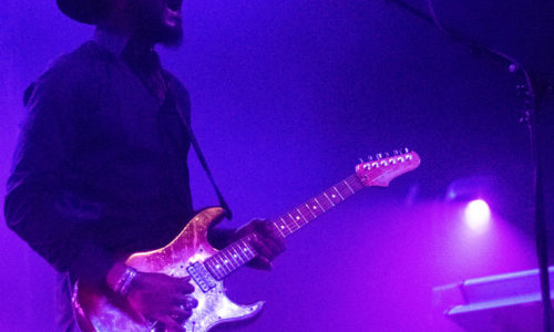 Gary Clark Jr. at Fonda Theatre: Night 3
